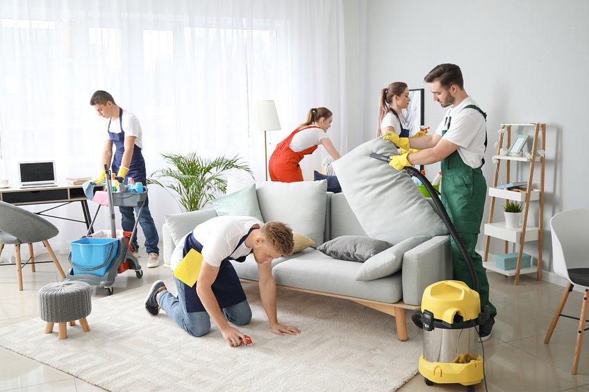 Importance du nettoyage d'un bien avant la location